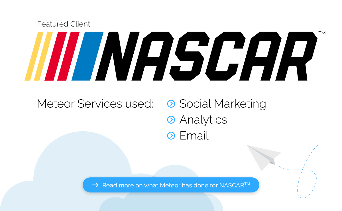 Featured Client NASCAR